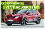 Cat A cars pass LTA's dynamometer test