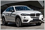 The new BMW X6 has arrived