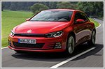 New Scirocco debuts at the Singapore Motor Show