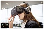 Audi to start using VR in showrooms to advise customers