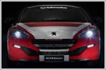 Peugeot and Bimota collaborate on special RCZ R