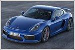 Porsche Cayman GT4 is a benchmark in its class