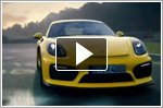 Porsche puts the Cayman GT4 to play on Nurburgring