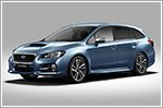 Subaru to showcase the Levorg and the Outback at the Geneva Motor Show