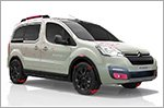 Citroen previews the Berlingo Multispace with a cool concept