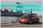 Electric car sharing program can cost the Government $100m loss in tax revenue