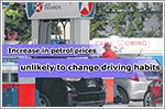 Experts say costlier petrol unlikely to change driving habits