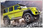 Mercedes levels up the G-Class with new variant