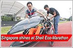 Singapore wins three awards for eco-friendly cars at international competition
