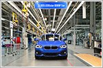Two millionth BMW 1 Series rolls out