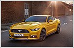 Nearly 500,000 new Ford Mustang models configured online in Europe