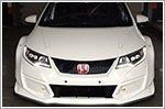 Honda to race new Civic Type R for 2015 British Touring Car Championship