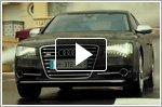 New Audi S8 stars in Transporter 4