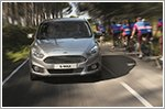Advanced technologies debut in Ford's new S-MAX