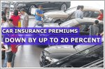 Up to 20 percent drop in car insurance premiums