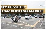 Car pooling market sees new entrants emerge