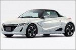 Honda introduces its S660 mini roadster