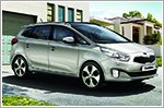 Kia launches new Carens in Singapore