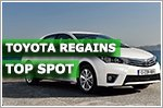 Toyota Corolla Altis is the best-selling model in March