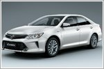 Toyota Camry undergoes a facelift