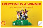 Shell launches 'Everyone is a Winner' islandwide promotion