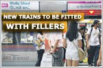 New North-East and Circle Line trains to be fitted with gap fillers