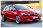 Opel reveals all new Astra hatchback