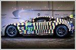 Aston Martin takes the wraps off the Rehberger Vantage GTE