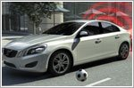 Safety technology in a Volvo reduces accident by 28 percent