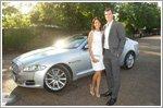 Jaguar supports Ralph Lauren's 10th anniversary event ahead of Wimbledon