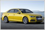 All new Audi A4 is lighter and more fuel efficient