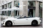 Exclusive Maserati's lounge bar and retail store opens in Milan