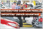Distributors express dissatisfaction over unfair competition