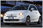 Revised Fiat 500 launched with enhanced specifications