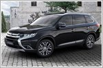 Mitsubishi Outlander gets a facelift and lands in Singapore