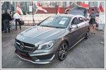 Mercedes-Benz Singapore CLA Shooting Brake launch