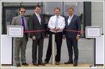 Aston Martin opens new logistics facility