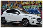 New Mazda2 Sport Black