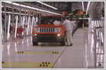Jeep celebrates first year of Renegade production with launch of virtual tour