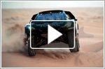 Peugeot unveils its 2016 Dakar conquering beast