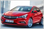 Opel debuts new Astra