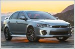 The new 2016 Mitsubishi Lancer