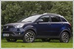 2016 Ssangyong Korando receives significant power boost