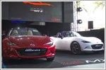 Eurokars Group launches new Mazda MX-5 in Singapore