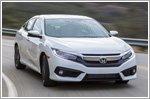 Honda unveils the all new 2016 Honda Civic Sedan