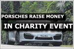 66 Porsches help to raise $60k for ST charity fund