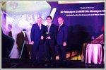 Neutrinos Engineering wins Sustainability Award for NEUTO Therapy