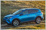 The new 2016 Toyota RAV4 lineup