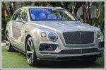 Bentley debuts Bentayga First Edition at exclusive VIP event