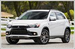 Mitsubishi unveils the new Outlander Sport in Los Angeles